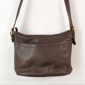 Coach Vintage Brown Bag